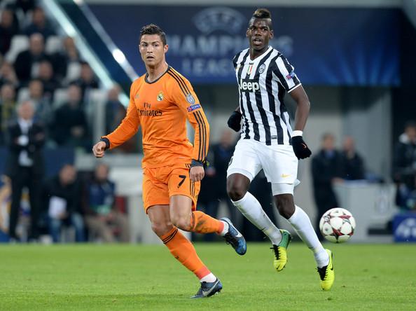 Juventus dan Manchester United Berganti Pemain, Ikutsertakan Ronaldo dan Pogba?