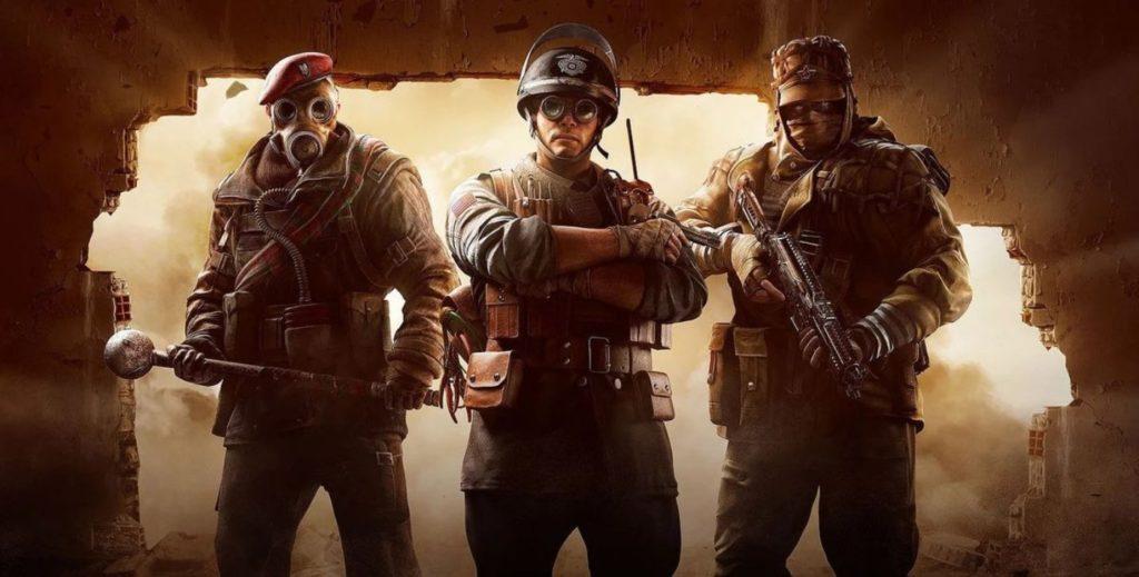 Polisi Memberitahu Kepada Para Penduduk Untuk Tidak Khawatir Dengan Cosplayer Rainbow Six Siege